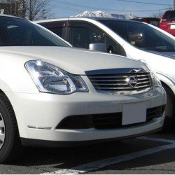 Bluebird Sylphy 2011 White
